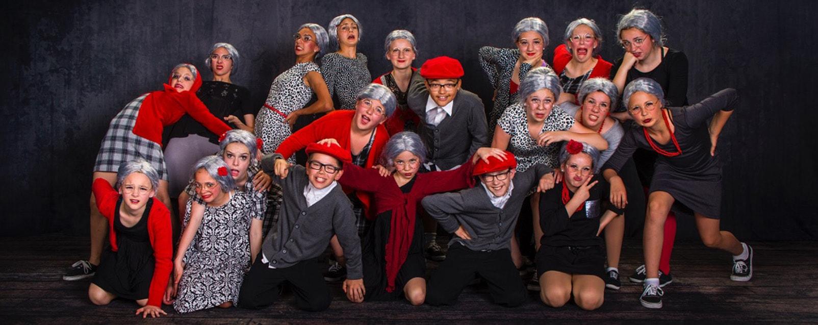 core dance group